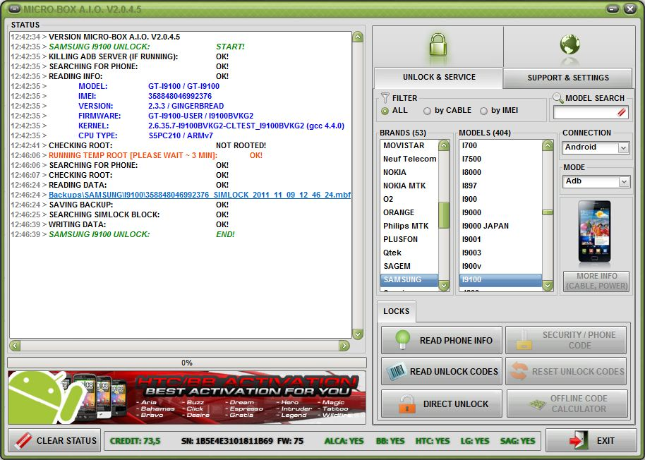 firmware u700xxgf2